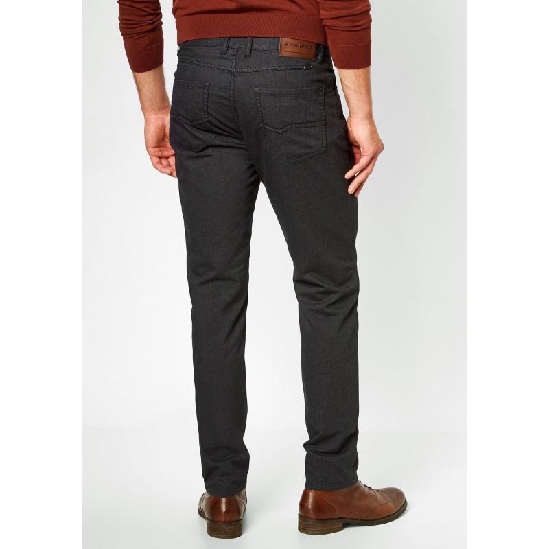 T-shirt oliwkowy Replika Jeans