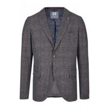 Szorty bawełniane ADAMO czarne