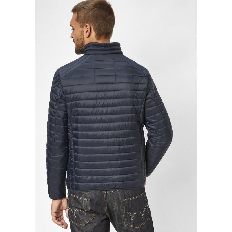Sweter w serek błękitny KITARO
