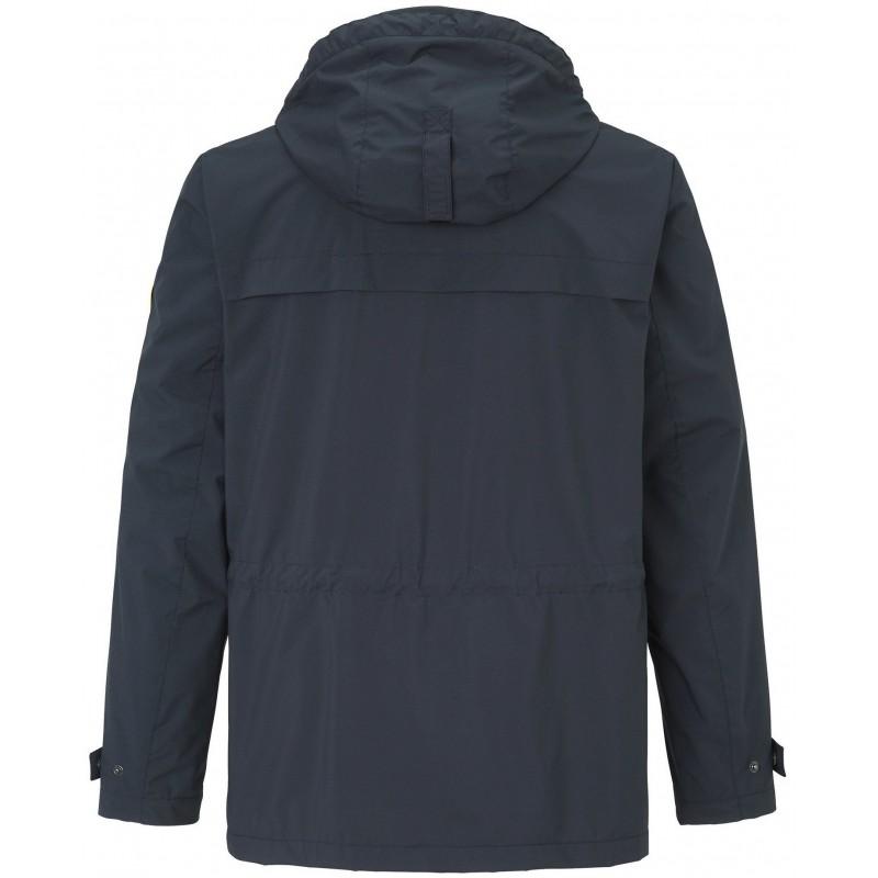Koszula z krótkim rękawem Replika Jeans biała