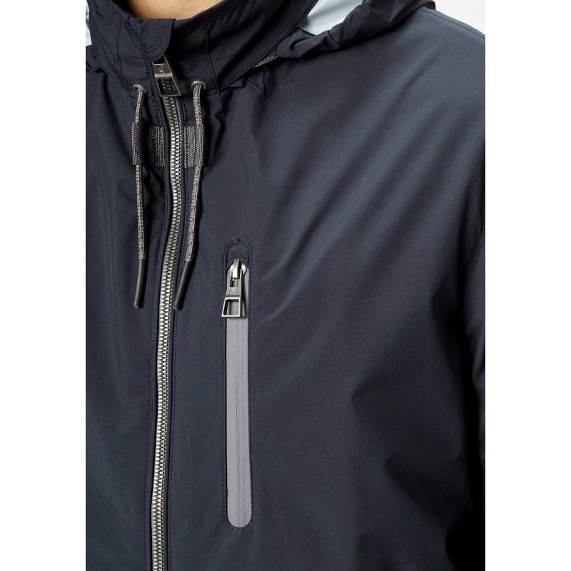 Koszula z krótkim rękawem North 56°4 granatowa