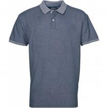Koszulka polo ciemnoniebieska NORTH 56°4