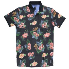 Koszulka polo hawajska KITARO