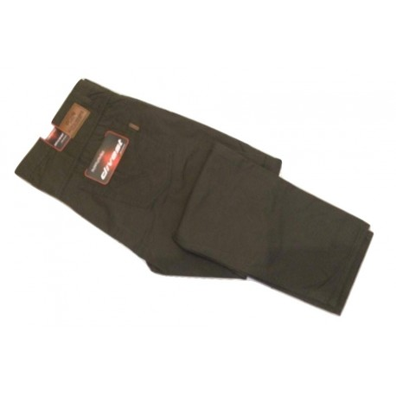 Spodnie ciemnozielone DIVEST