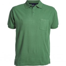 Koszulka polo zielona NORTH 56°4