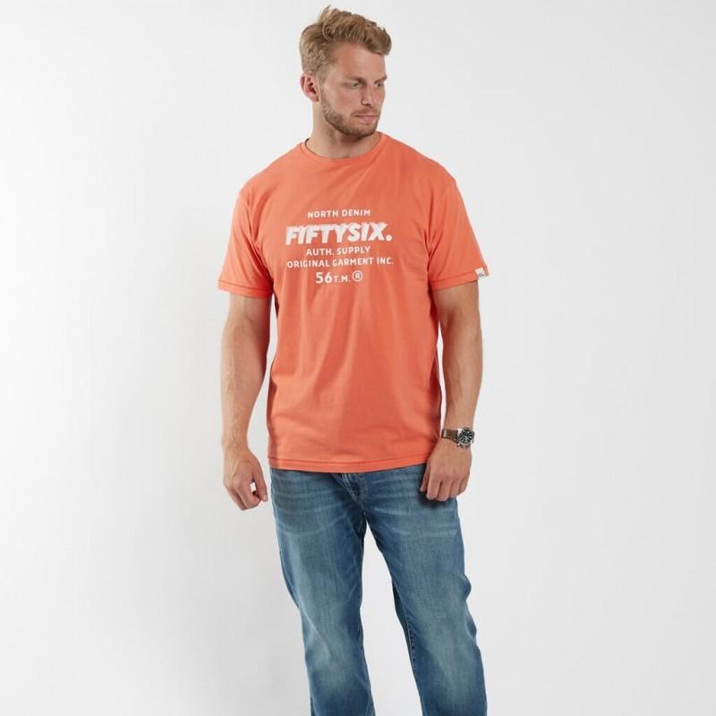 Koszulka polo ciemnoniebieska KITARO