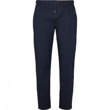 Sweter rozpinany D555 DUKE HARMISON niebieski 3XL