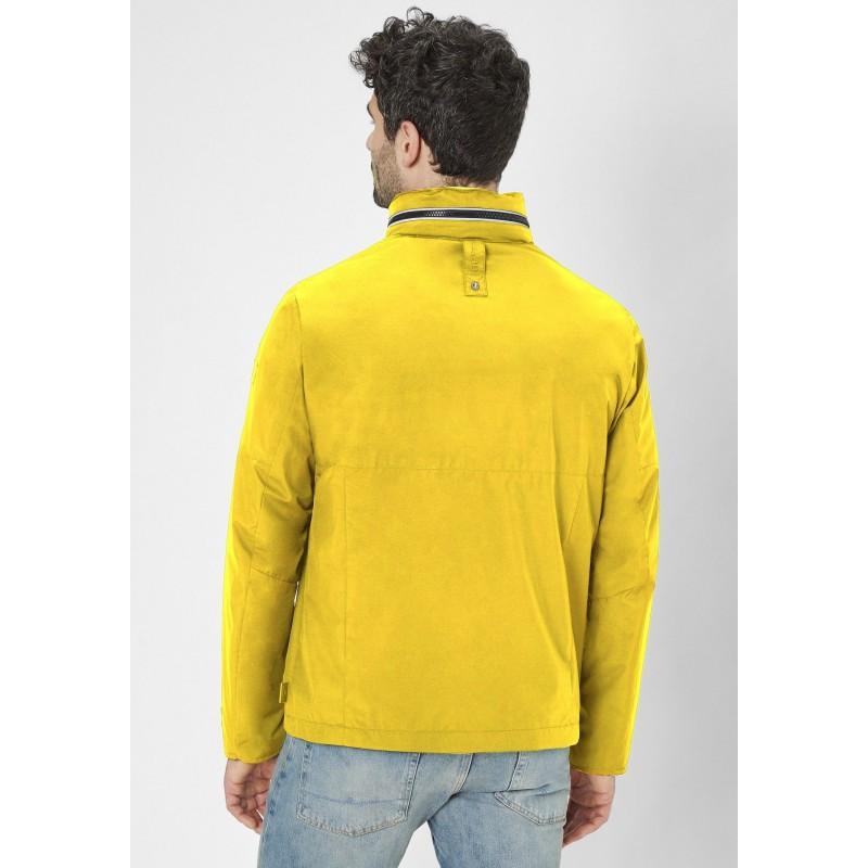 Spodnie chino bordowe DIVEST