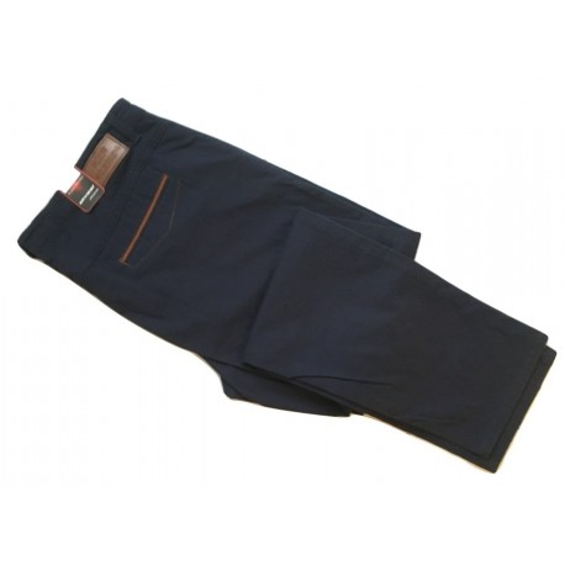 Spodnie chino granatowe DIVEST