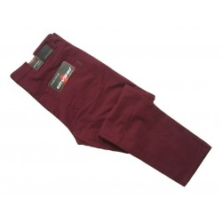 Spodnie bordowe DIVEST