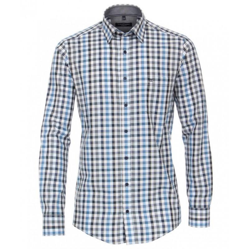 Sweter rozpinany D555 DUKE MILBURN czarny