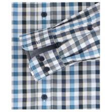 Sweter rozpinany D555 DUKE MILBURN szary