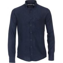 Koszulka polo grafitowa Replika Jeans dla wysokich