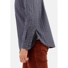 Sweter czarny w serek North 56°4