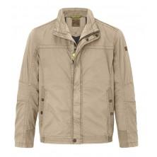 T-shirt czarny w serek KITARO