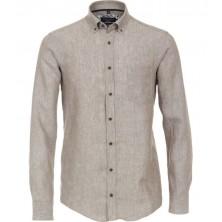 Sweter rozpinany w paski KITARO