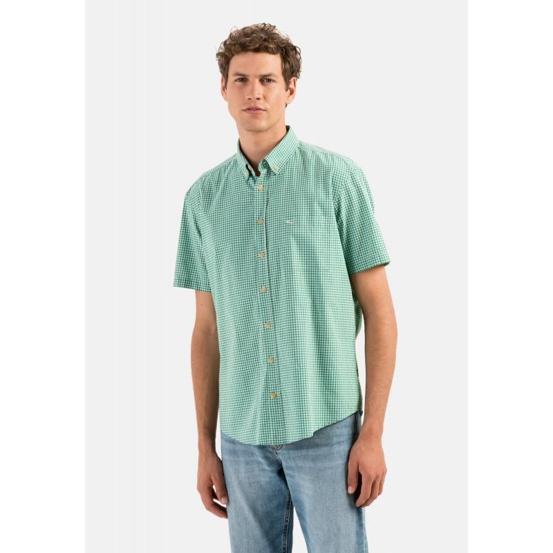 Koszulka polo pomarańczowa Replika Jeans