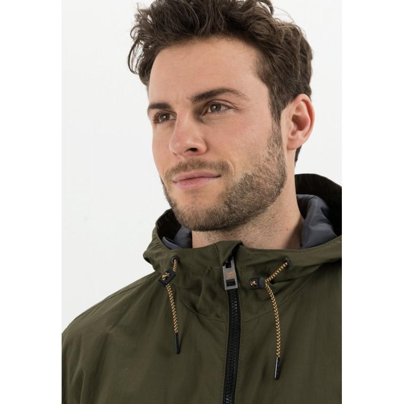 T-shirt niebieski KITARO