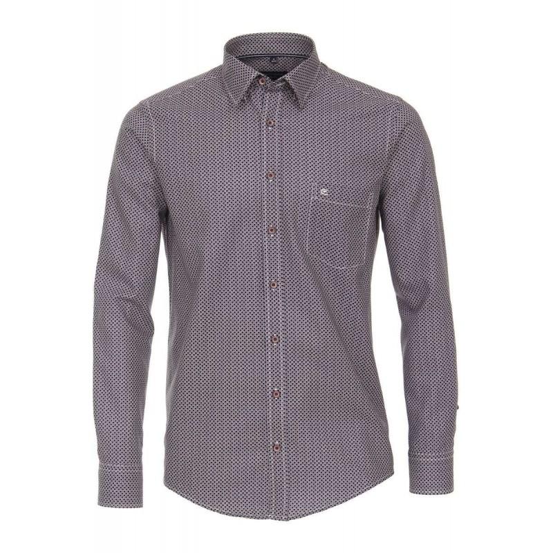 T-shirt MAXFORT granatowy