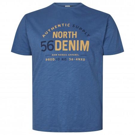 Koszula CASA MODA niebieska 5XL