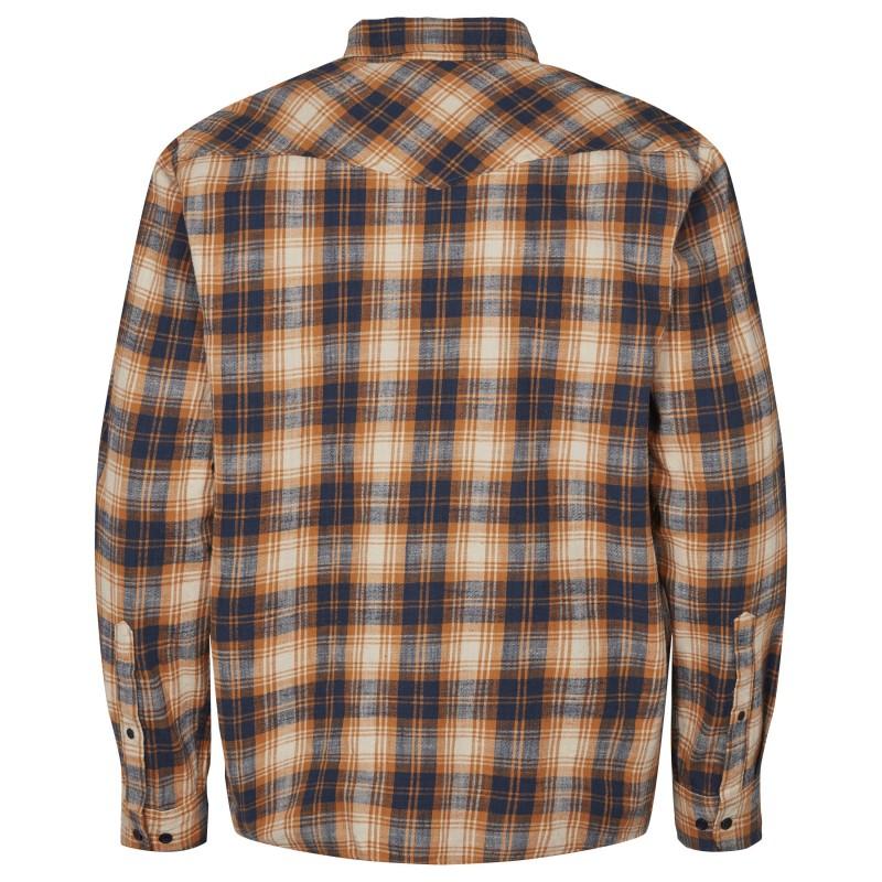 Sweter grafitowy Replika Jeans