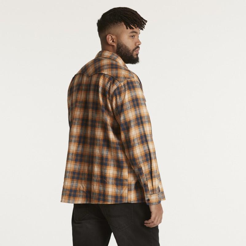 Koszulka polo granatowa Replika Jeans