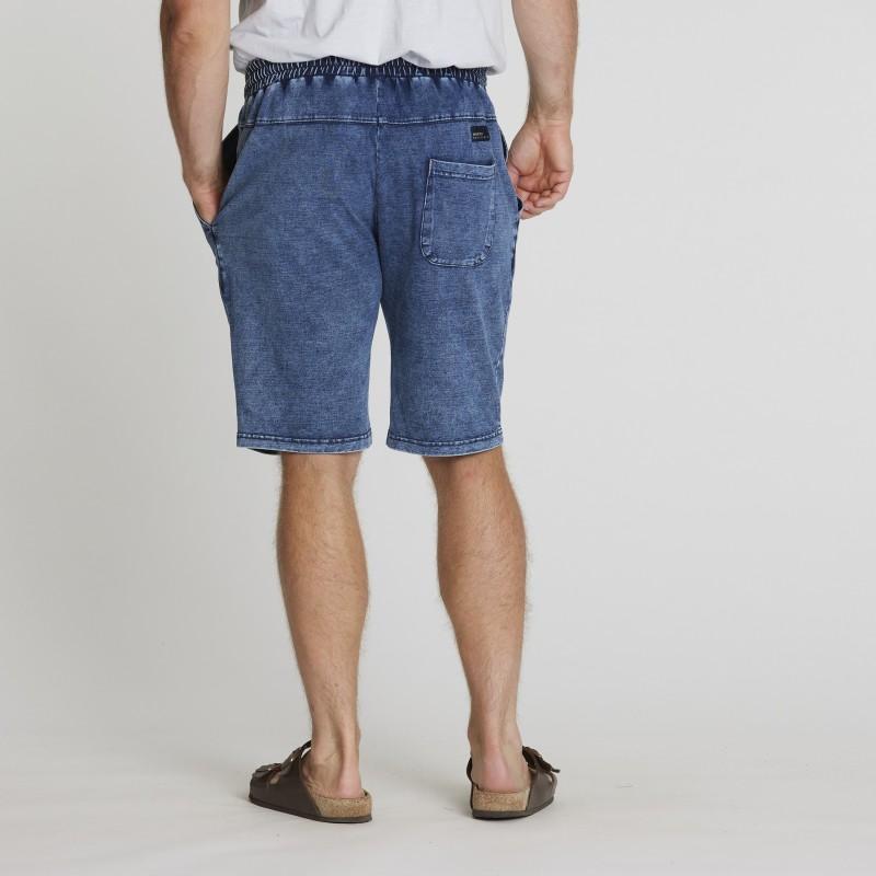 Sweter granatowy KITARO