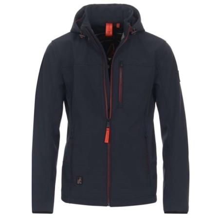 Koszula CASA MODA czerwona w kratkę 3XL
