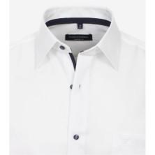 Sweter w serek grafitowy REDFIELD