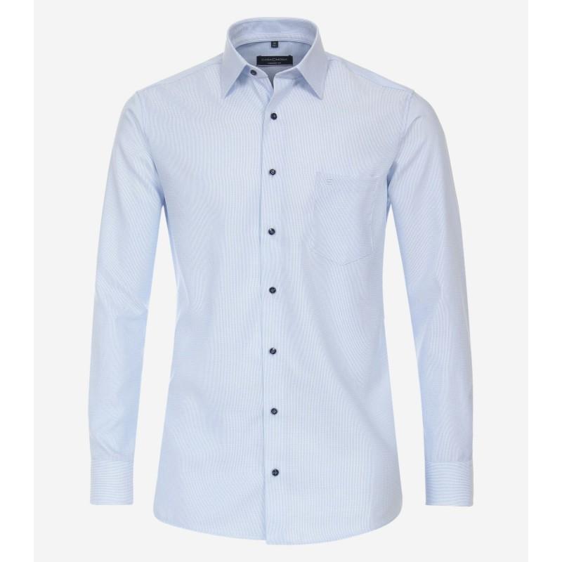 Sweter w serek granatowy REDFIELD