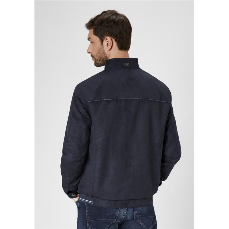 Spodnie chino granatowe DIVEST dla wysokich