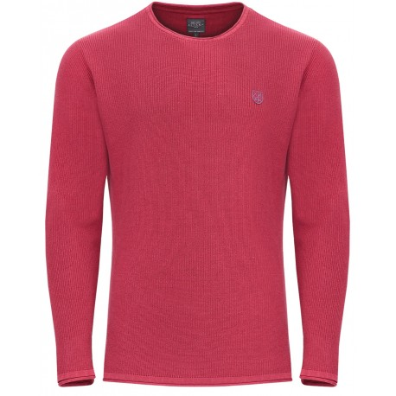 Sweter bordowy KITARO