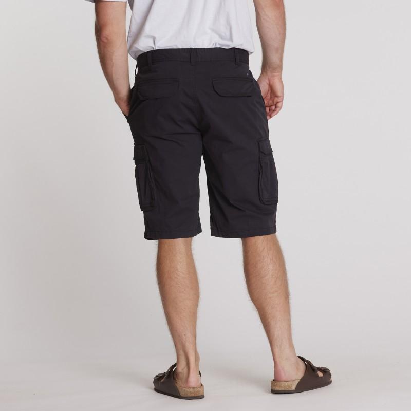 Sweter w serek brązowy KITARO