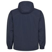 Koszula ze stójką NORTH 56°4 niebieska 6XL