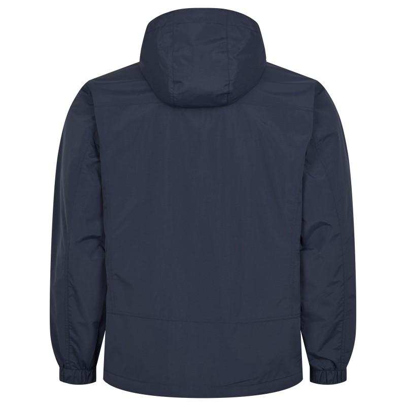 Koszula ze stójką NORTH 56°4 niebieska