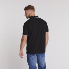 Koszula CASA MODA błękitna w paski 5XL