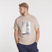 T-shirt pomarańczowy KITARO 7XL