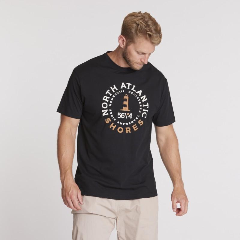 T-shirt zielony KITARO