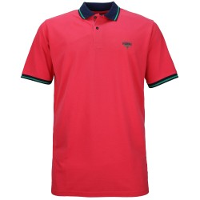 Koszulka polo KITARO różowa