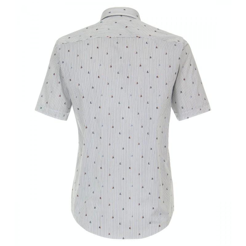 T-shirt granatowy NORTH 56°4