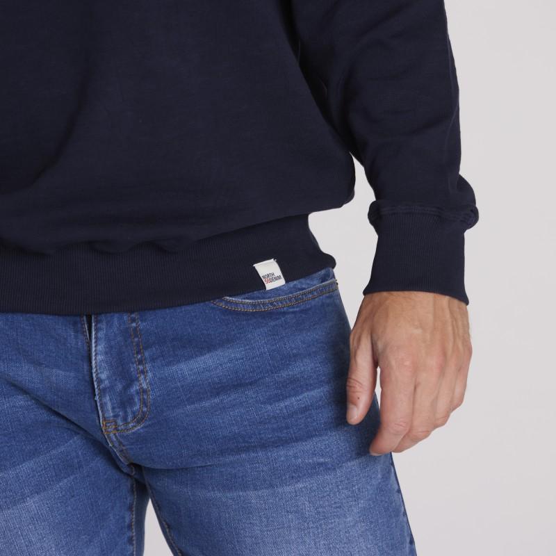 Spodnie jeansowe ze streczem Replika Jeans AXEL