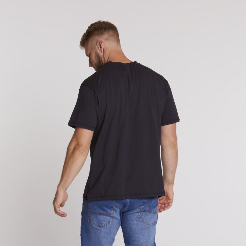 Koszula CASA MODA niebieska