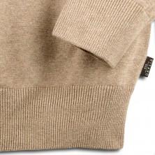 T-shirt oliwkowy gładki NORTH 56°