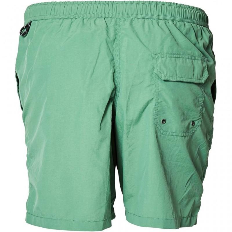 Koszulka polo czerwona gładka NORTH 56°