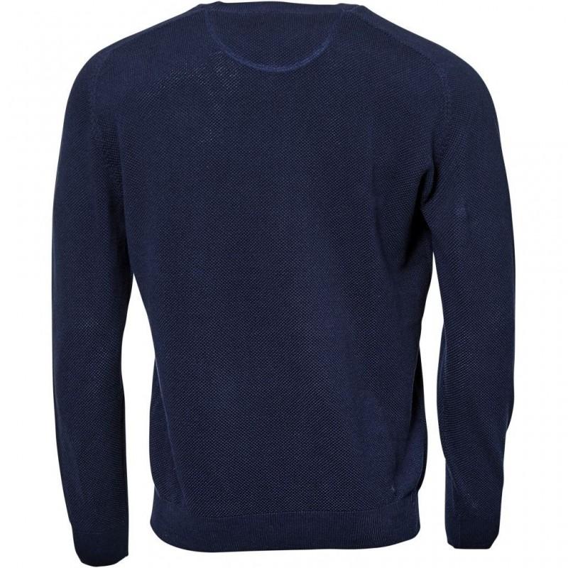 Koszulka polo granatowa gładka NORTH 56°