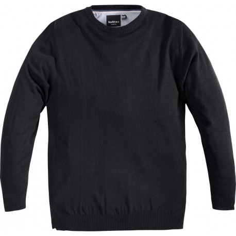 Sweter czarny North 56°4