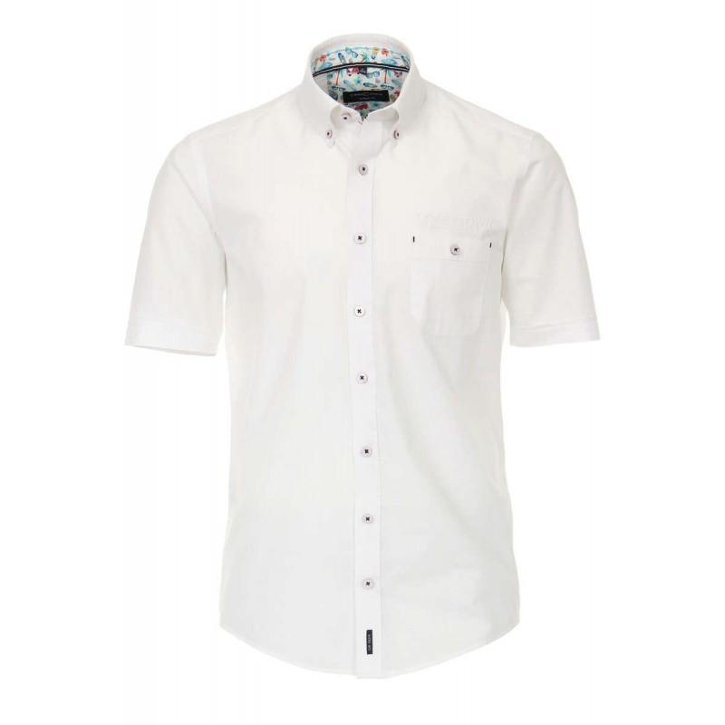 Biała koszula Casa Moda