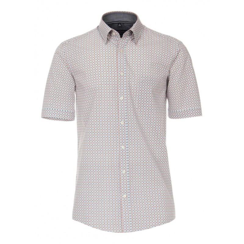 Koszula we wzorek Casa Moda